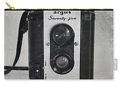 Retro Camera Carry-all Pouch