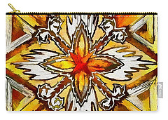 Carry-all Pouch featuring the digital art Return by Kathy Bassett