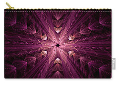 Carry-all Pouch featuring the digital art Returning Home by GJ Blackman