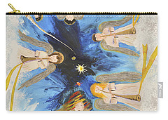 Revelation 8-11 Carry-all Pouch by Cassie Sears