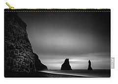 Reynisfjara Carry-all Pouch by Ian Good