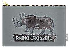Rhino Xiv Carry-all Pouch by Larry Campbell