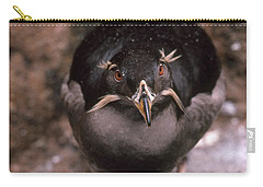 Rhinoceros Auklet Carry-all Pouch