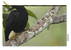Rhinoceros Hornbill Female Sepilok Carry-all Pouch