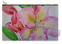 Rhodie With Dew I Carry-all Pouch