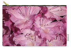 Rhododendron Bliss Carry-all Pouch
