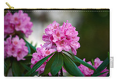 Rhododendron Carry-all Pouch by Jouko Lehto