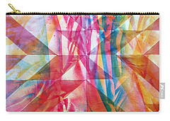 Rhythm And Flow Carry-all Pouch