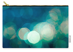 Rhythm N Blues Carry-all Pouch by Jan Bickerton