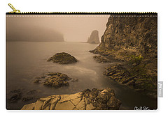 Rialto Beach Rocks Carry-all Pouch by Charlie Duncan