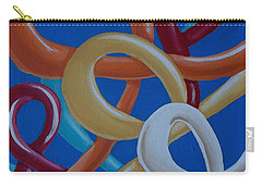 Ribbons In The Sky Carry-all Pouch
