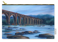 Richmond Train Trestle Carry-all Pouch