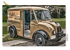 Rich's Milk Carry-all Pouch