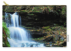 Ricketts Glen Hidden Waterfall Carry-all Pouch