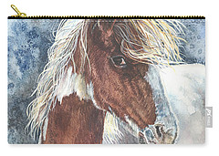 Pinto Pony Carry-all Pouch