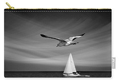 Ride The Wind Carry-all Pouch by Laura Fasulo
