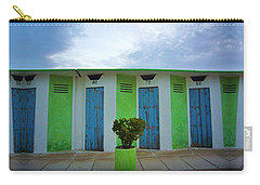Rimini Beach Panorama Carry-all Pouch