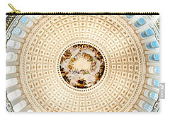 Ring Around The Capitol Carry-all Pouch