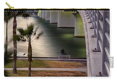 Ringling Causeway Bridge Overlook Carry-all Pouch
