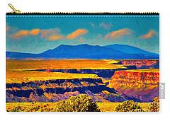Rio Grande Gorge Lv Carry-all Pouch