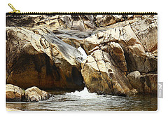 Rio On Pools Carry-all Pouch by Kathy McClure