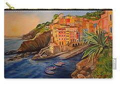 Riomaggiore Amore Carry-all Pouch