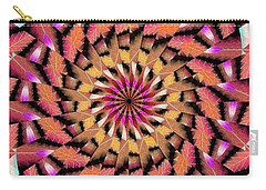 Rippled Source Kaleidoscope Carry-all Pouch