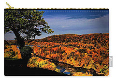 Carry-all Pouch featuring the photograph Rise And Look Around You by Robert McCubbin