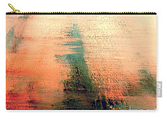 Carry-all Pouch featuring the painting Rise by Jacqueline McReynolds