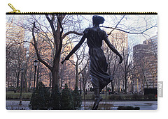 Rittenhouse Square At Dusk Carry-all Pouch