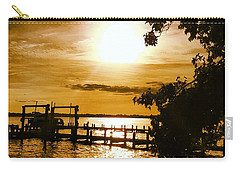 River Acres Jaynes Sunset Carry-all Pouch