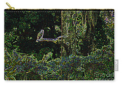 River Bird Of Prey Carry-all Pouch
