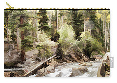 River Boulders Carry-all Pouch
