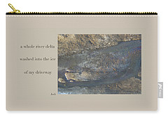 River Delta Haiga Carry-all Pouch
