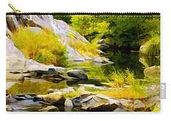 River Spirit Carry-all Pouch