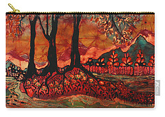 River Sunrise - Lothlorien Carry-all Pouch
