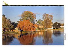 River Thames At Marlow Carry-all Pouch by Tony Murtagh