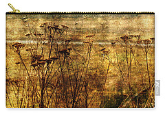 Carry-all Pouch featuring the photograph River View by Liz  Alderdice