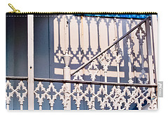 Riverboat Railings Carry-all Pouch