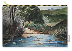 Riverscape Carry-all Pouch