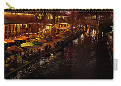 Riverwalk Night Carry-all Pouch
