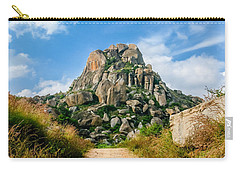 Road Into The Hills Carry-all Pouch