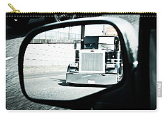 Carry-all Pouch featuring the photograph Road Rage by Aaron Berg