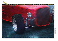 Classic Cars Carry-all Pouch featuring the photograph Road Rod  by Aaron Berg