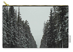 Road To Banff Carry-all Pouch