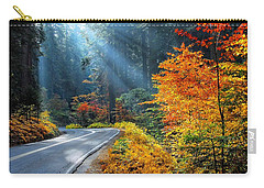 Road To Glory  Carry-all Pouch by Lynn Bauer