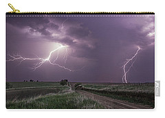Road To Nowhere - Lightning Carry-all Pouch