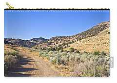 Road To Nowhere - Storey Nevada Carry-all Pouch