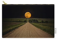 Road Photographs Carry-All Pouches