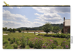 Carry-all Pouch featuring the photograph Road Trip 2012 #2 by Verana Stark
